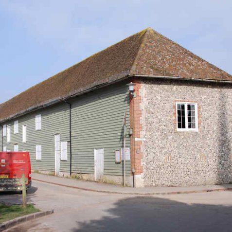 18th century Long Barn | Photo by Tony Mould