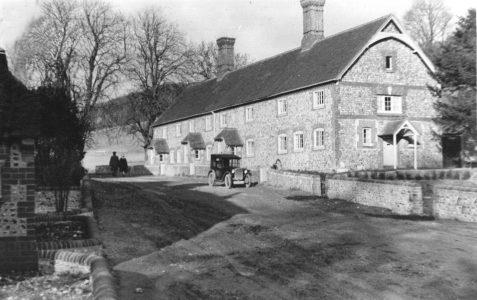 Pre-war memories of Stanmer Village