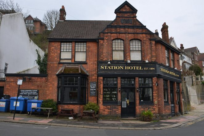The Station Hotel | ©Tony Mould: all images copyrighted