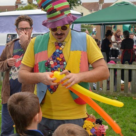 Stoneham Park Centenary Festival 2013 | Photo by Tony Mould