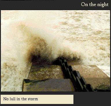 No lull in the storm | Image from the 'My Brighton' exhibit