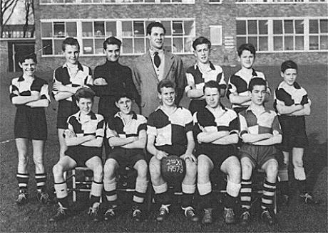 2nd Eleven 1957-58