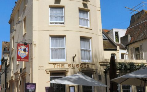 The Sussex, East Street