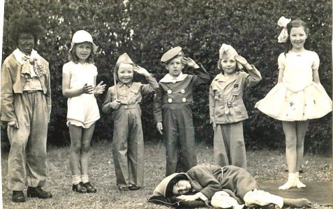Childhood memories of the 1940/50s