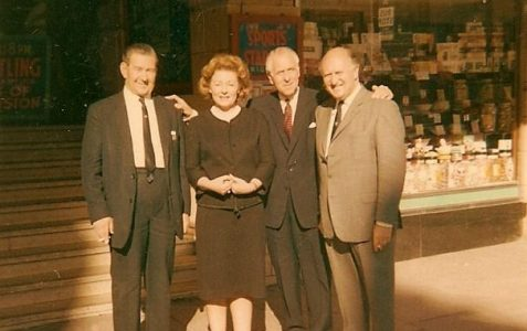 Benny Lee and Staff - 1960