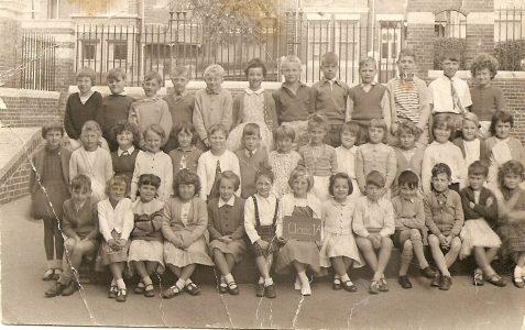 Class photos c1960s