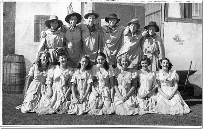 Festival of Britain celebrations in Preston Park | From the private collection of Charlie Harding