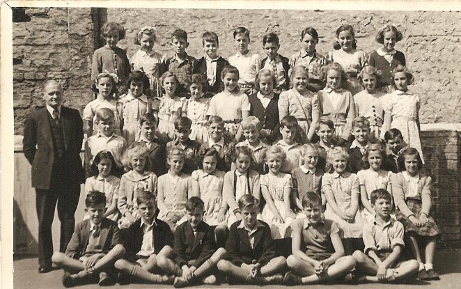 Goldstone Junior School c1951 | From the private collection of Dick Gunn