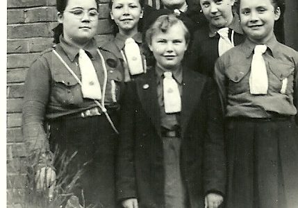 The 11th Brighton (St Joseph's) Girl Guides