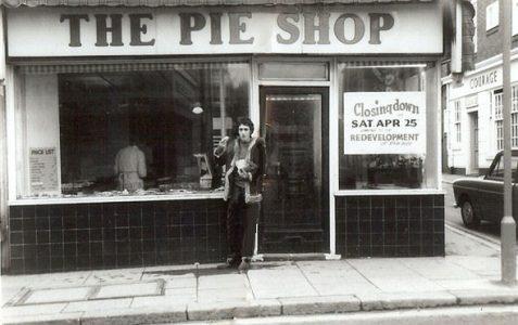 The Pie Shop, St James's Street