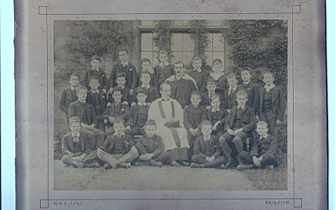 Can anyone identify this school?