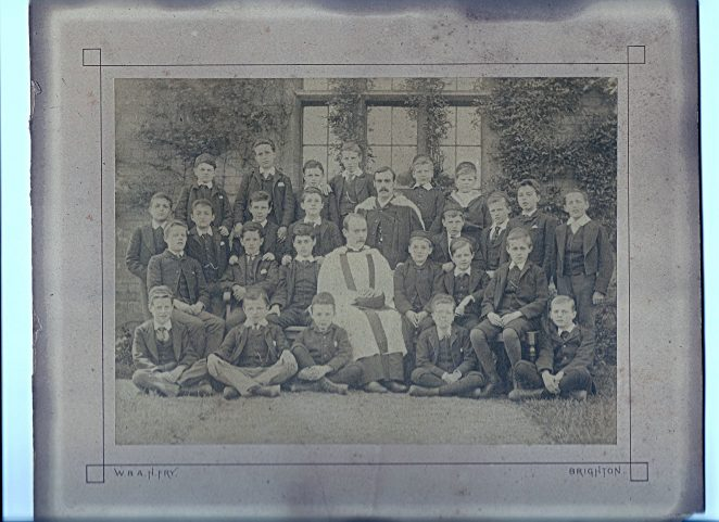 Unknown school photograph | From the private collection of Christine Moore