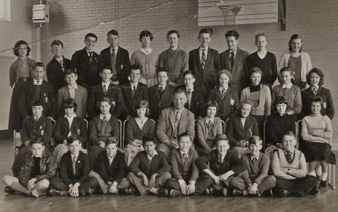 Class 3a 1956