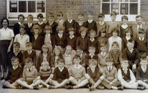 Class 2 Photo 1965