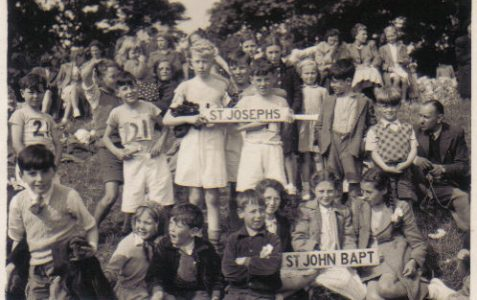 Sports Day c1951/52