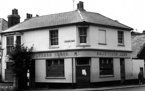 Popular pubs photographed in the 1970s
