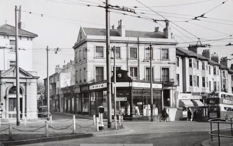 Remembering Seven Dials shops