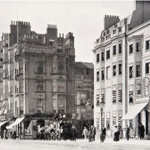 Ship Hotel 1902 | Image reproduced with kind permission of The Regency Society