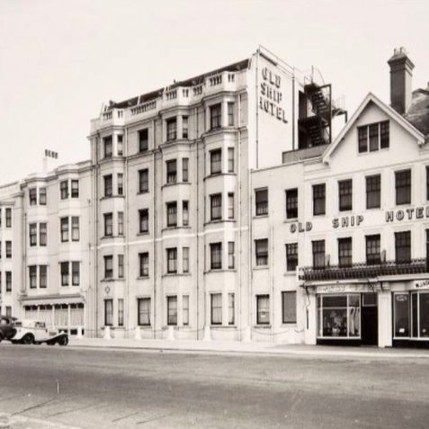 Ship Hotel 1939 | Image reproduced with kind permission of The Regency Society
