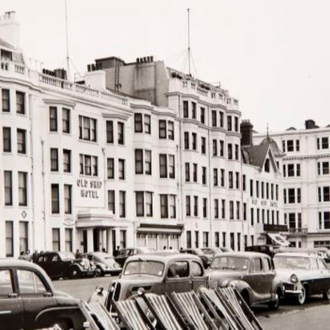 Ship Hotel 1957 | Image reproduced with kind permission of The Regency Society