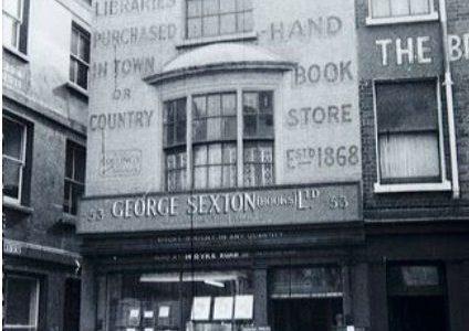 Sexton's Bookshop: Ship Street