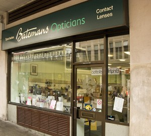 Formerly Sounds Unlimited, 149 North Street, Brighton | Photo by Debbie Lias