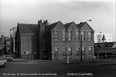 St Mark's School in Arundel Road | Fred Netley