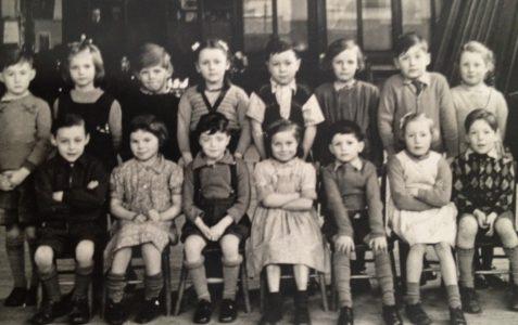 Class photograph c1950/51