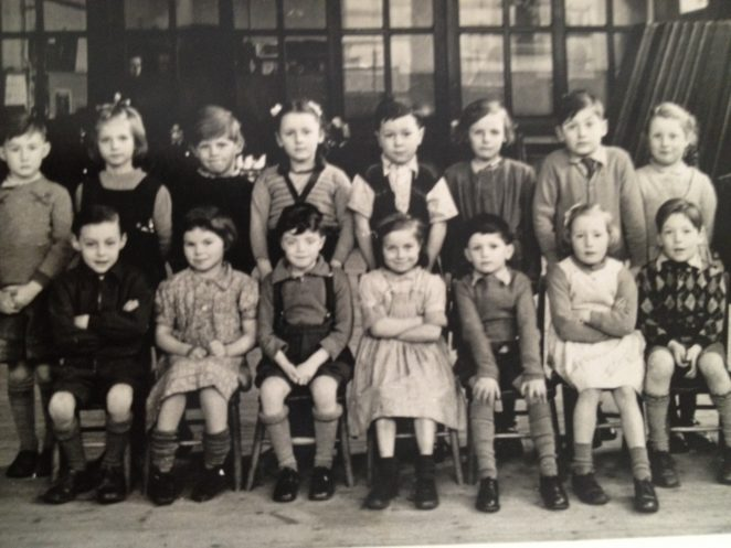 St Paul's School: circa 1950/51 | From the private collection of Pam Nothoff