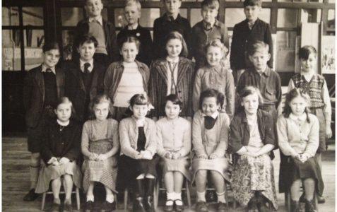 Class photograph c1954
