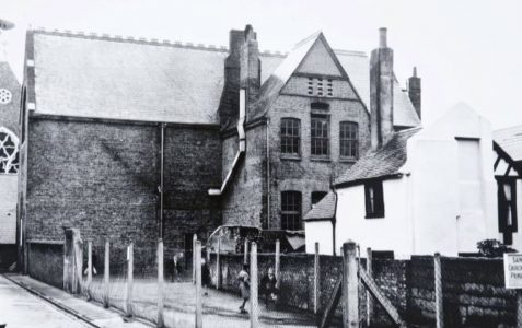 St Paul's School, Little Russell Street