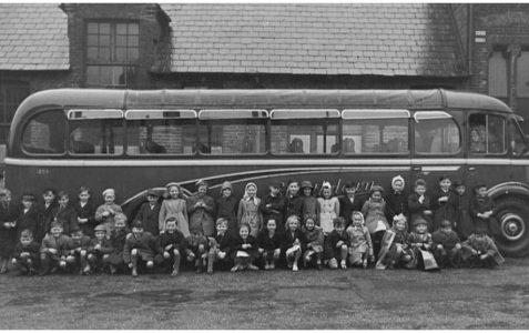 Charabanc trip 1949