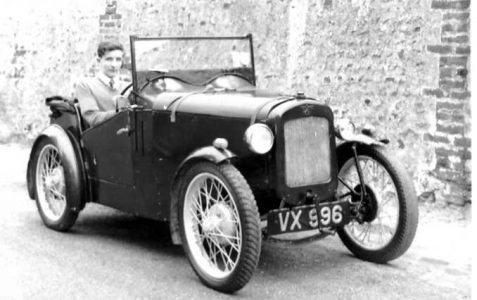 My First Car: 1929 Austin 7 Special