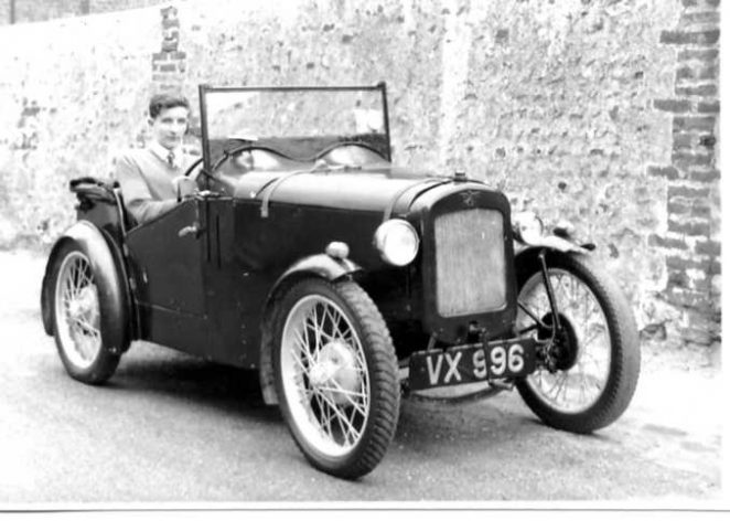 My first car: 1929 Austin 7 Special | From the private collection of Tim Sargeant