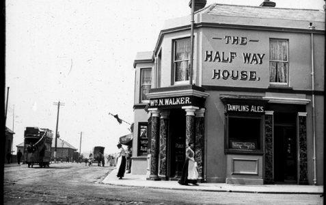 Half Way House pub