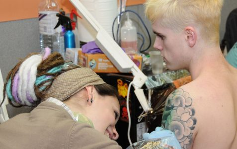 Brighton Tattoo Show 2009