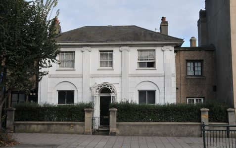 87 London Road:Grade II