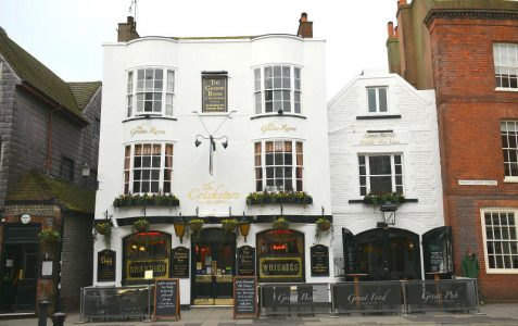 The Cricketers: Prince Albert Street