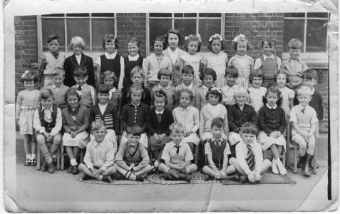Class photo c1953/1955