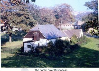 The Farm, Lower Bevendean   From the private collection of Lee Stafford