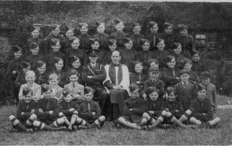 Moulsecoomb Junior Training Corp 1941