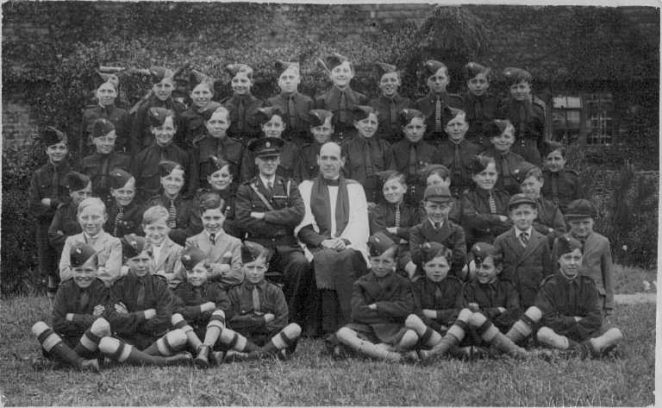 Moulsecoomb Junior Training Corps 1941 | From the private collection of Roy Dibley