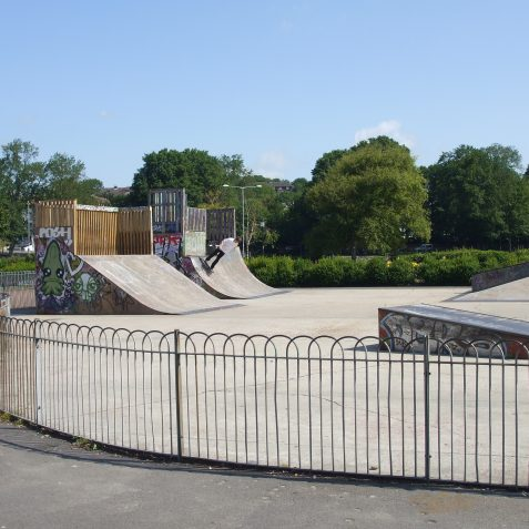 The Skate Park | Courtesy of Brighton and Hove City Council