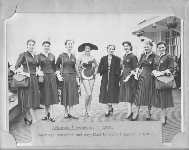 The Brighton Promettes 1953 | From the private collection of Amanda Lobb
