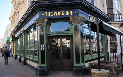 The Wick Inn: Grade II