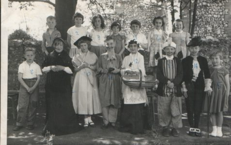 School productions c1958-63