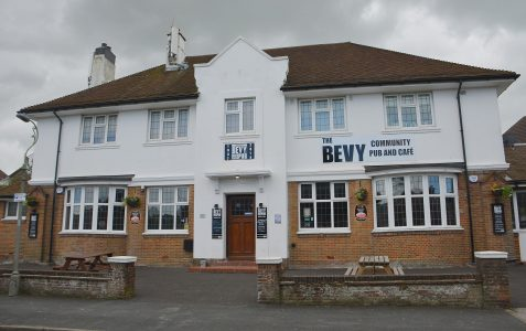 Bevendean Community Pub: The Bevy