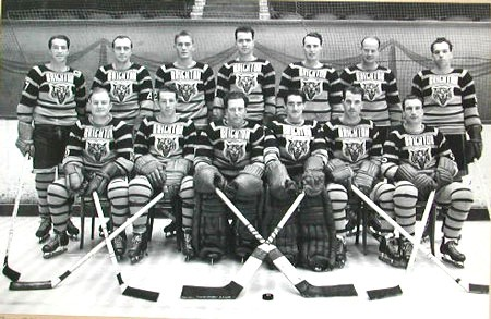 Team photos: 1950-1955