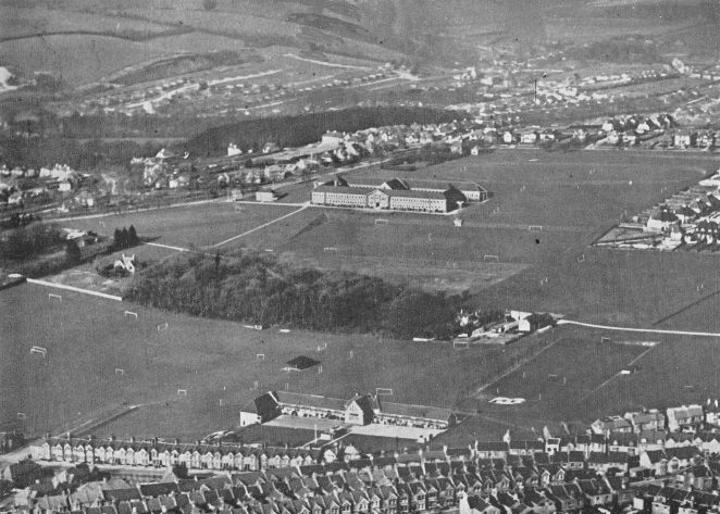 Varndean and Balfour Road Schools c. 1938 | From the Education Week booklet owned by Peter Groves
