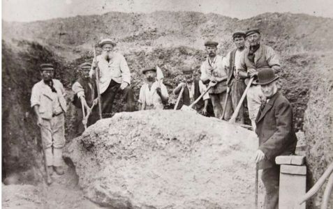 Origins and myths of The Goldstone